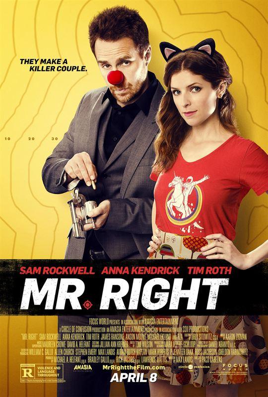 Mr. Right [VOSTFR BRRiP]