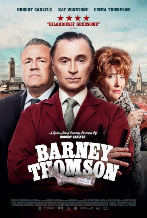The Legend of Barney Thomson [FRENCH WEBRiP]