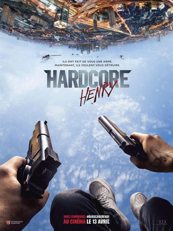 Hardcore Henry [VOSTFR HDRiP]