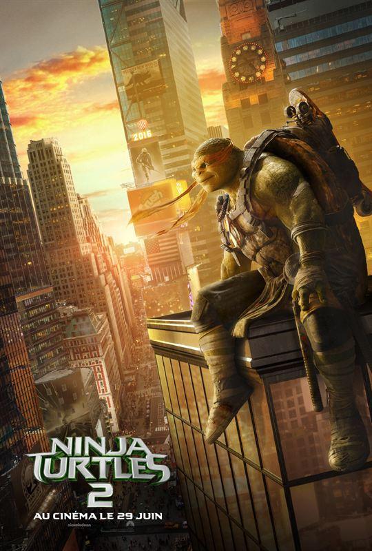 Ninja Turtles 2 [VOSTFR WEB-DL]