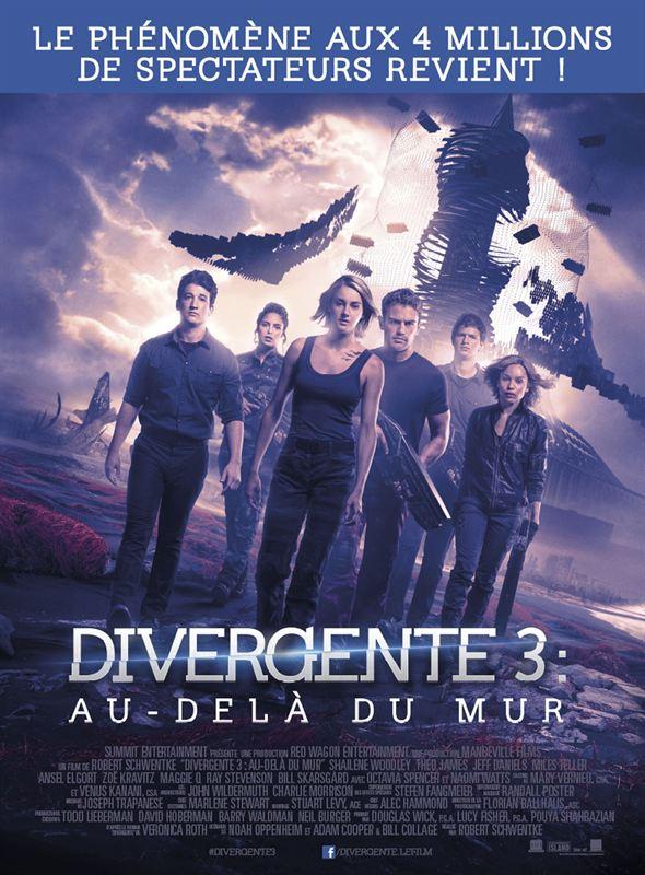 Divergente 3 : au-delà du mur [FRENCH BDRiP]