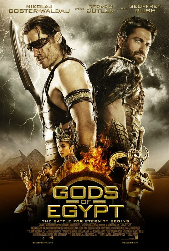Gods Of Egypt VOSTFR HDTS