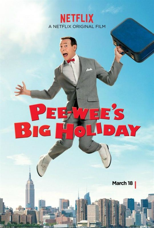 Pee-wee's Big Holiday [TRUEFRENCH WEB-DL]