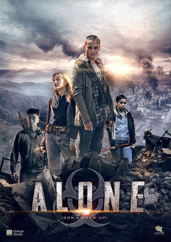 Alone [FRENCH BDRiP]