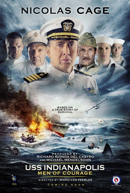 USS Indianapolis: Men of Courage FRENCH HDRip