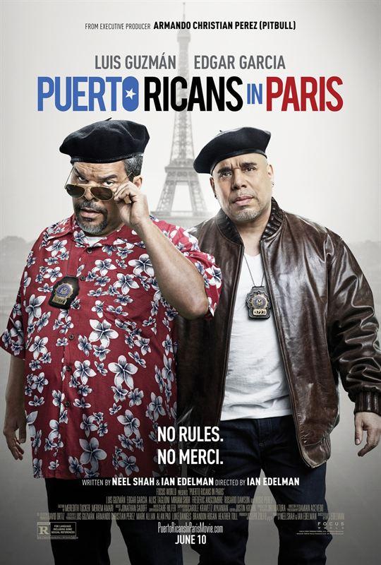 Des Porto Ricains à Paris [VOSTFR BDRiP]