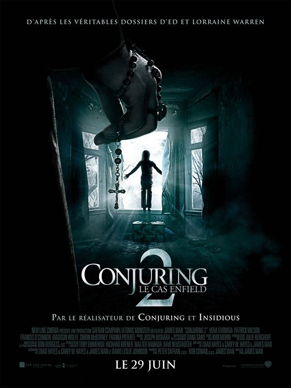 Conjuring 2 : Le Cas Enfield [TRUEFRENCH DVDRiP]