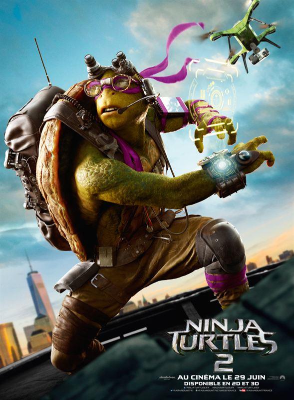 Ninja Turtles 2 [TRUEFRENCH HD-TS]