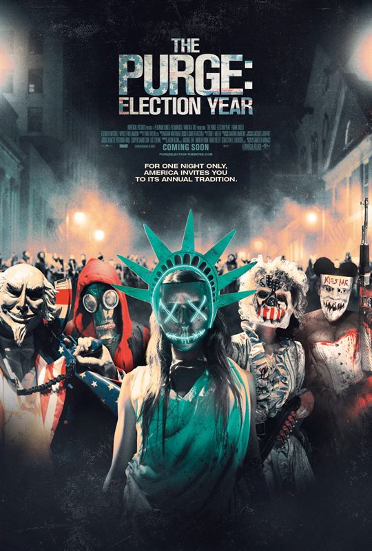 American Nightmare 3 : Elections [VOSTFR WEB-DL]