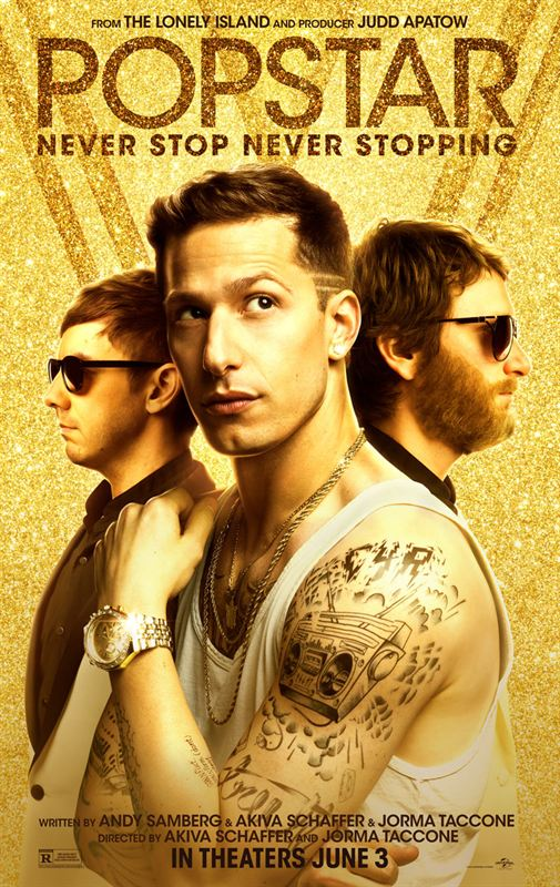 Popstar: Never Stop Never Stopping [FRENCH BDRiP]