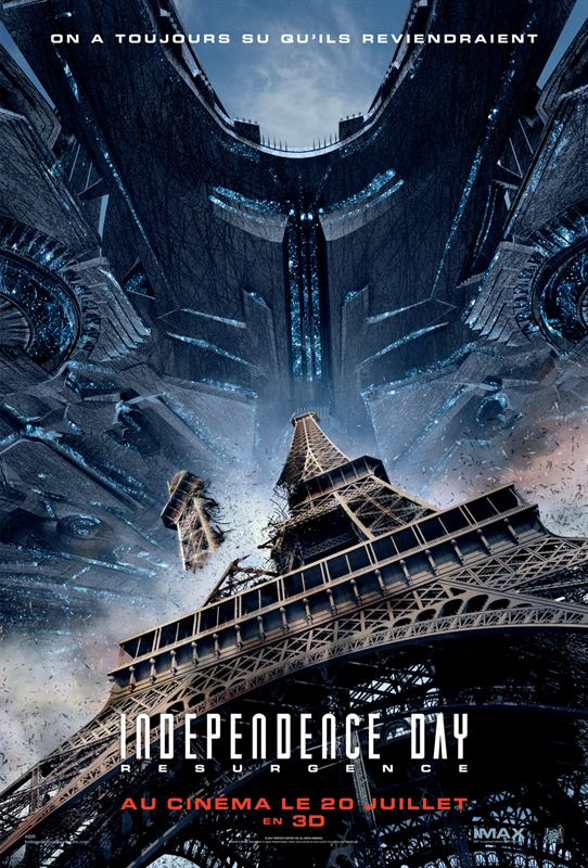 Independence Day : Resurgence [TRUEFRENCH BDRiP]