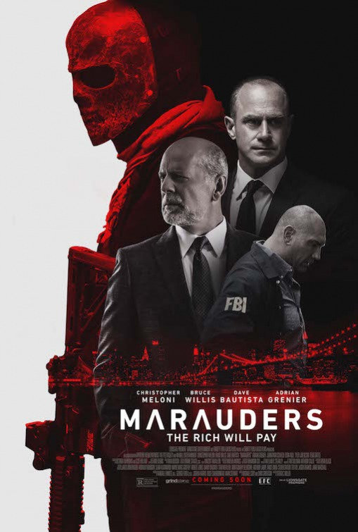 Marauders [FRENCH BDRiP]