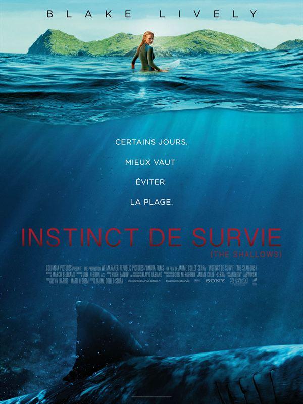 Instinct de survie - The Shallows [VOSTFR TS]