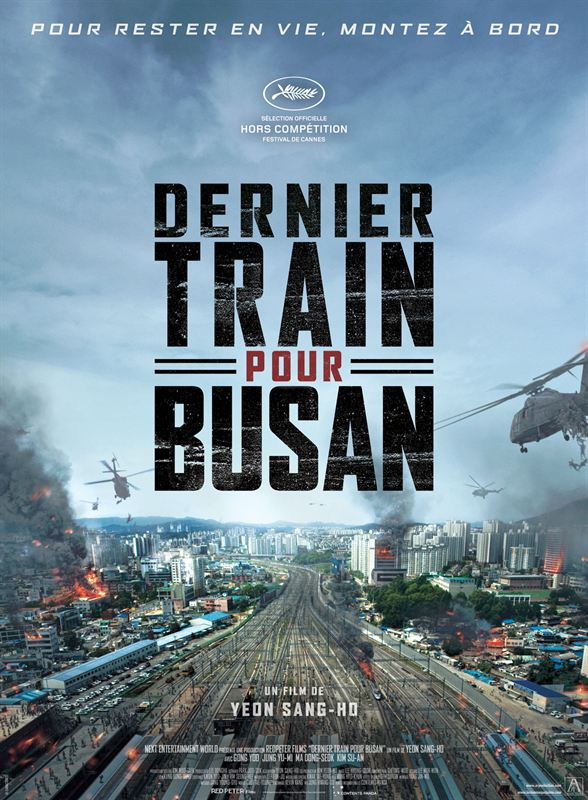 Dernier train pour Busan [VOSTFR HDRiP]