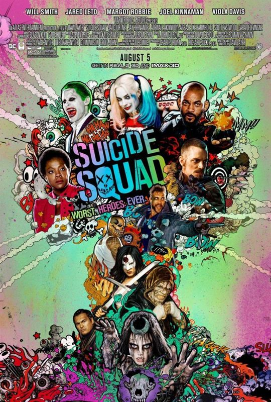 Suicide Squad [FRENCH WEBRiP]