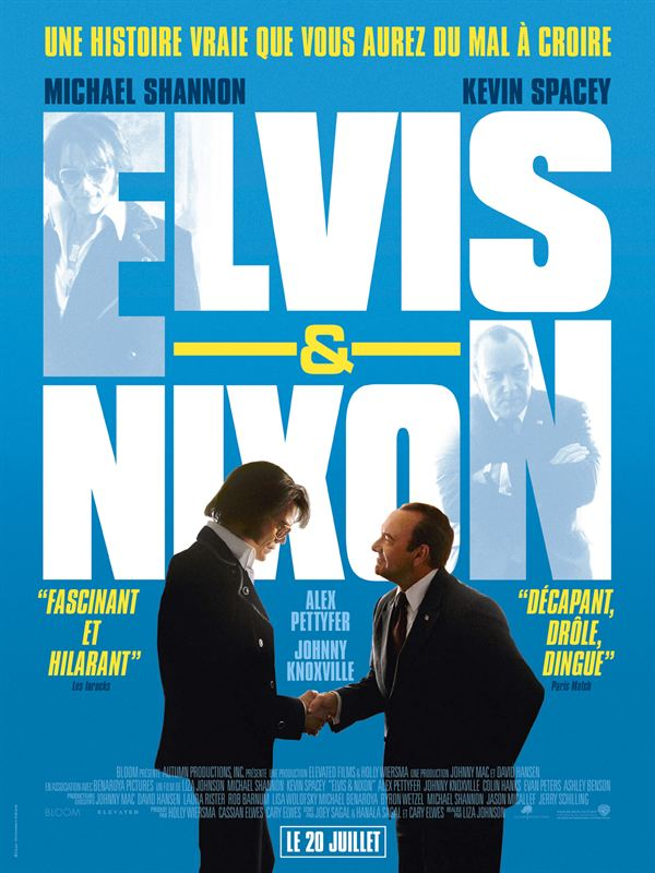 Elvis & Nixon [FRENCH WEBRiP]