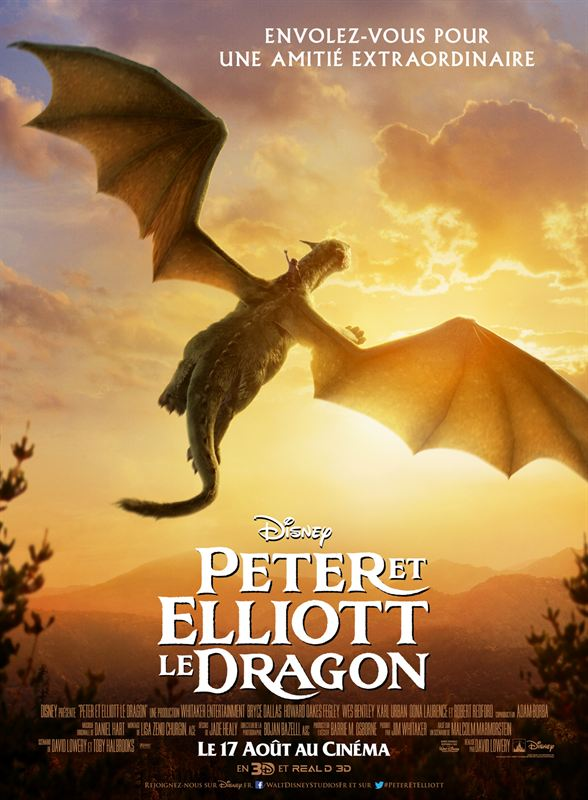 Peter et Elliott le dragon [TRUEFRENCH TS-MD]