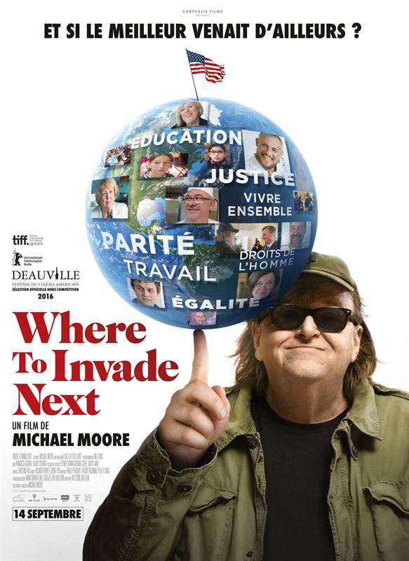 Where To Invade Next [VOSTFR BDRiP]