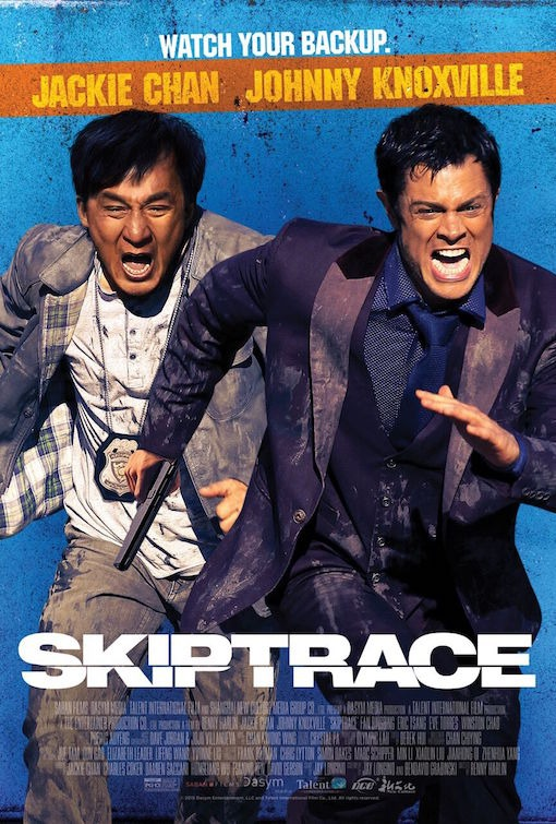 Skiptrace [TRUEFRENCH DVDRiP]