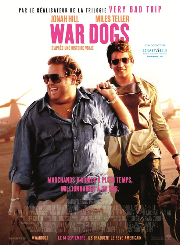 War Dogs [TRUEFRENCH TS-MD]