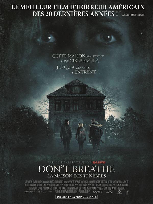 Dont Breathe - La maison des tenebres [VOSTFR CAM]