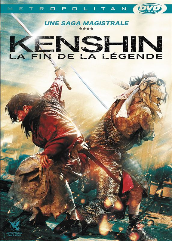 Kenshin : La Fin de la légende [FRENCH BDRiP]