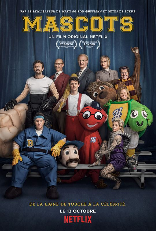 Mascots [FRENCH WEBRiP]