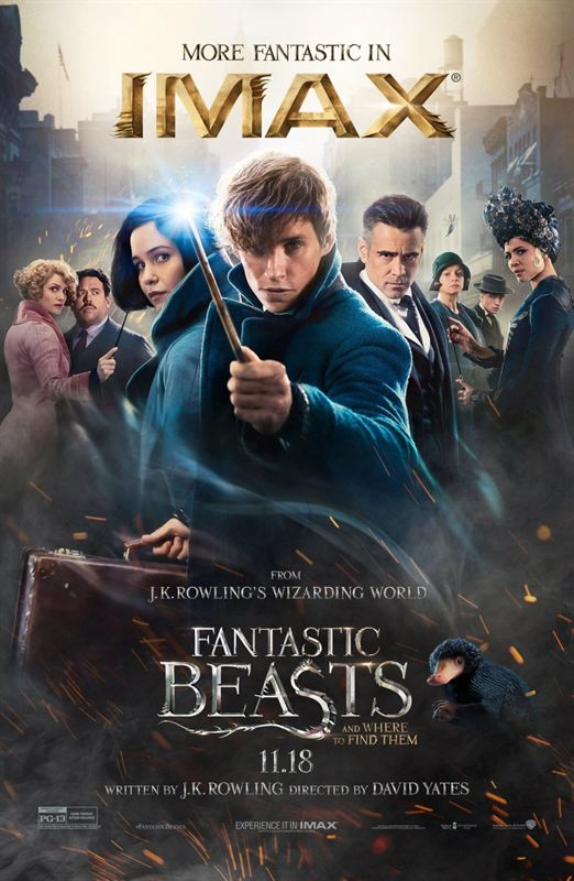 Les Animaux fantastiques EN STREAMING TRUEFRENCH HDRip MD