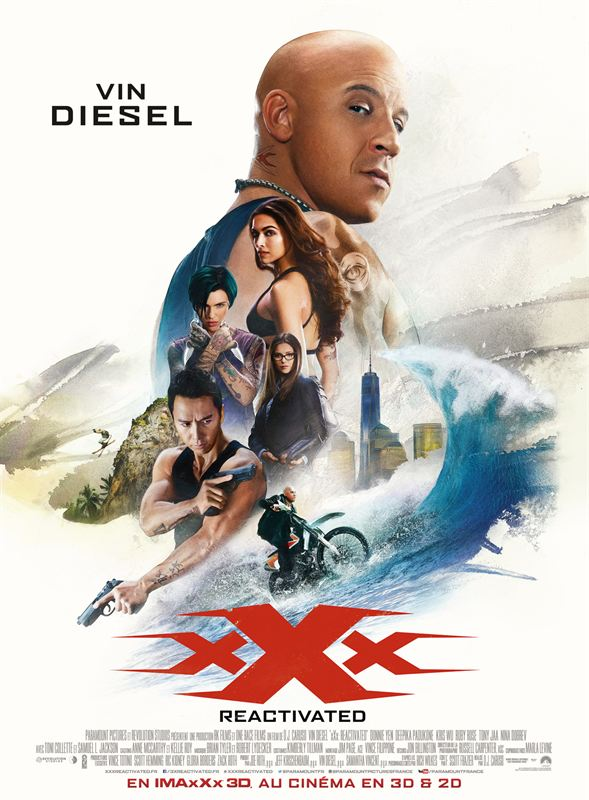 xXx : Reactivated [TRUEFRENCH HDRip MD]