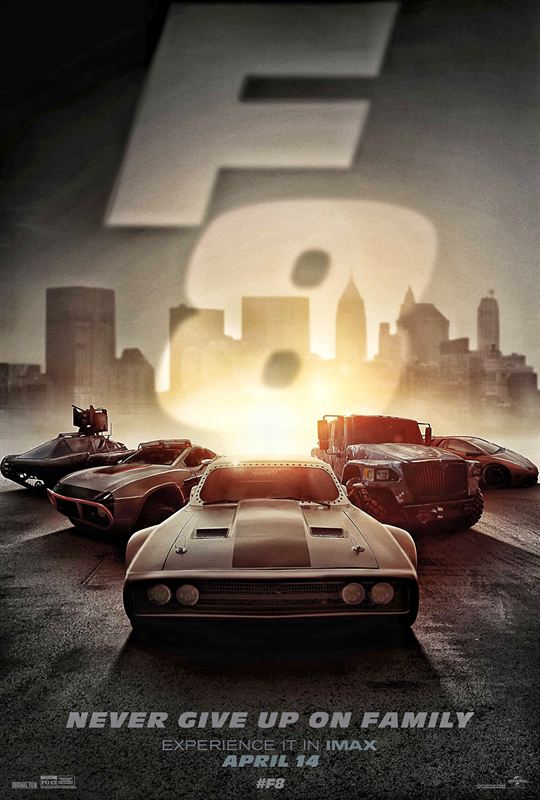 Fast and Furious 8  [TRUEFRENCH HDRiP MD]