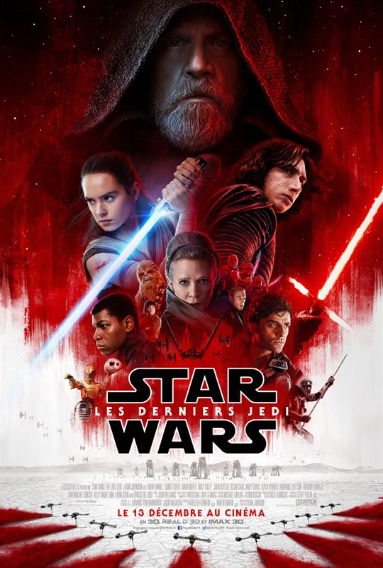 Star Wars - Les Derniers Jedi