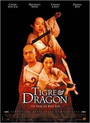 Tigre et dragon DVDRIP TRUEFRENCH