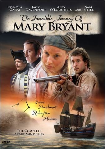 L'Incroyable voyage de Mary Bryant