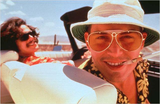 Las Vegas parano : photo Benicio Del Toro, Johnny Depp, Terry Gilliam