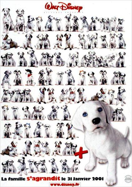 102 dalmatiens : affiche