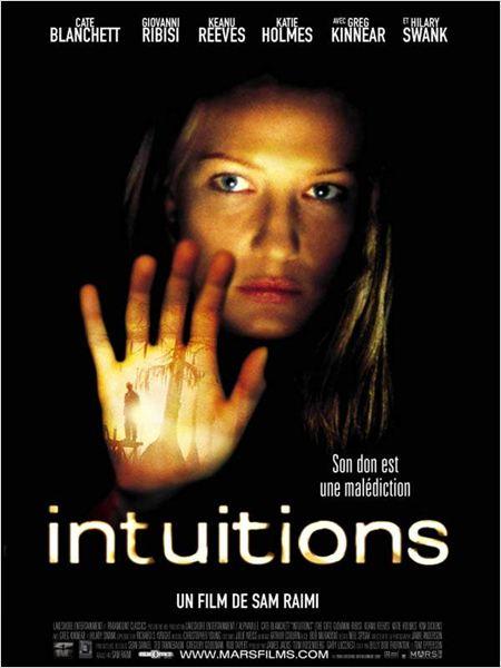 Intuitions : affiche Cate Blanchett, Sam Raimi