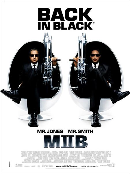 Telecharger le Film Men in Black II
