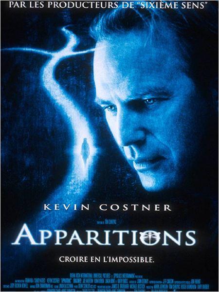 Apparitions : affiche