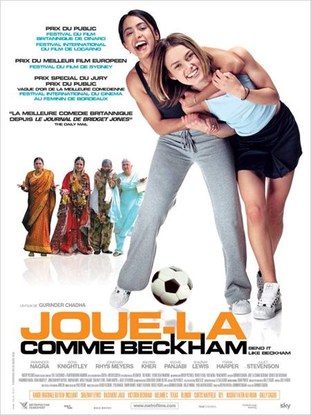 Joue la comme Beckham streaming vf