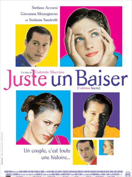 [Cacaoweb] Juste un baiser [DVDRiP] en streaming