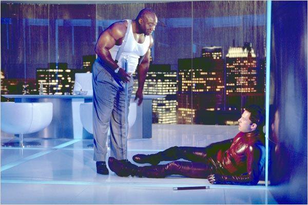 Daredevil : photo Ben Affleck, Mark Steven Johnson, Michael Clarke Duncan