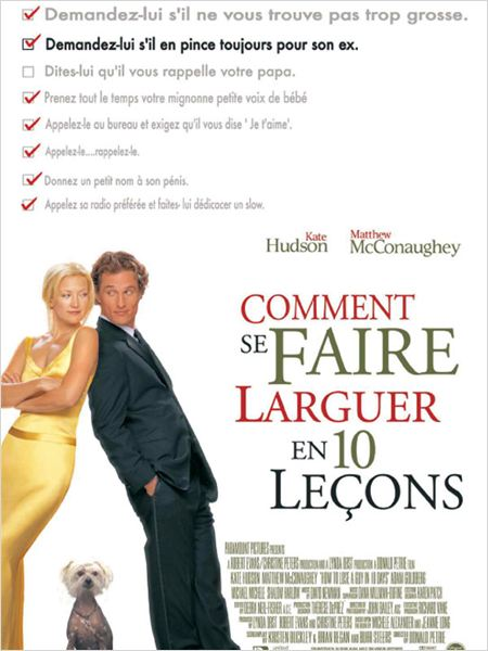 Comment se faire larguer en 10 leçons [DVDRiP l FRENCH][DF]