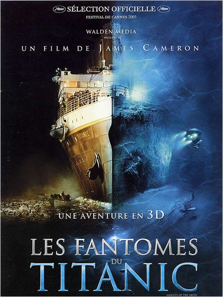 Fantômes du Titanic