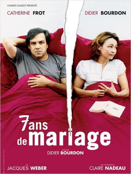 7 ans de mariage en Streaming