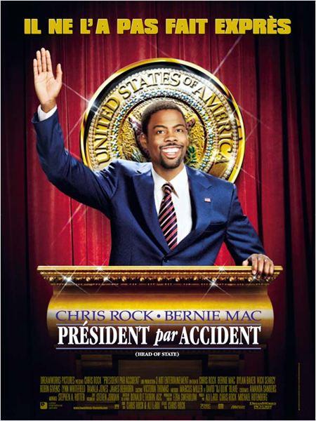 Président par accident