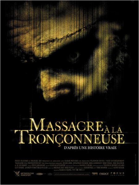 Massacre à la tronçonneuse Streaming Film