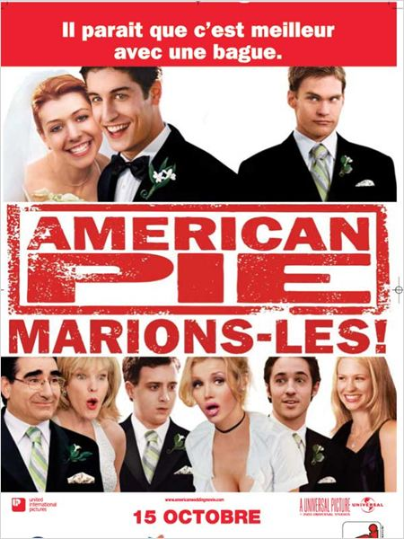 [MULTI] American pie : marions-les ! (2003) [FRENCH] (AC3) [BRRip]