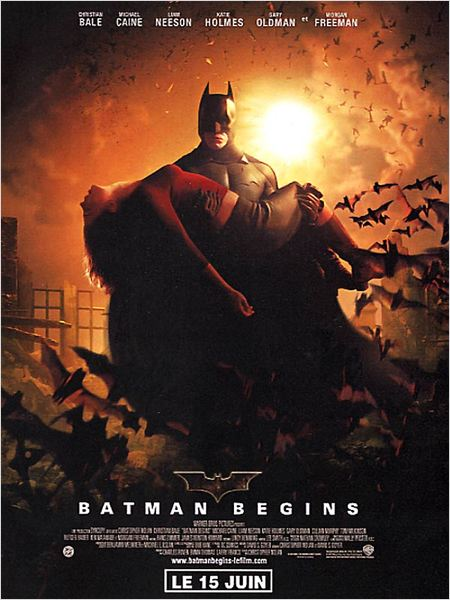 Batman Begins en Streaming