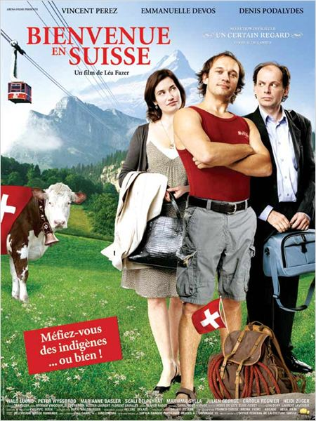 Bienvenue en Suisse | DVDRiP | MULTI