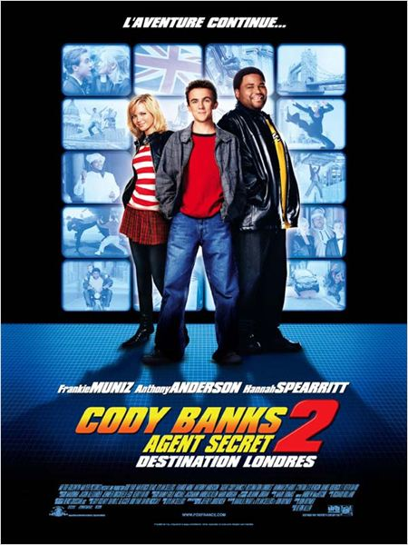 Telecharger le Film Cody Banks agent secret 2